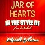 Jar Of Hearts (In The Style Of Lea Michele) [Karaoke Version] - Single Songs