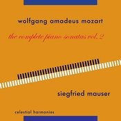 Wolfgang Amadeus Mozart: The Complete Piano Sonatas Vol. 2 Songs
