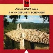 Bach - Debussy - Schumann Songs