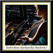 Bach: French Suite No.5 - (2) Courante Song
