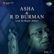 Asha And R D Burman - Live At Royal Albert Hall Cd 1 Songs