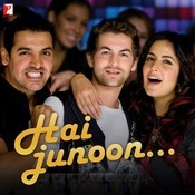 Hai Junoon MP3 Song Download- Hai Junoon - Hit Songs Of Pritam Hai