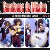 Canciones De Mexico, Vol. 2 Songs