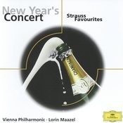 Strauss Favourites: New Year's Concert Songs