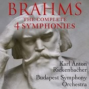 Brahms: The Complete 4 Symphonies Songs