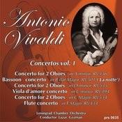 Vivaldi: Concertos, Vol. 1 Songs