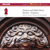 Mozart: Complete Edition Box 17: Theatre & Ballet Music Songs