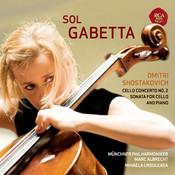 Shostakovich: Cello Concerto No. 2/Sonata for Cello and Piano Songs
