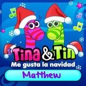 Me Gusta La Navidad Matthew Songs