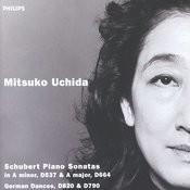 Schubert: Piano Sonatas D664, D537 etc Songs