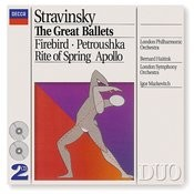 Stravinsky: The Great Ballets Songs