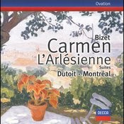 Bizet: Carmen Suites 1 & 2; L'Arlésienne Suites 1 & 2 Songs