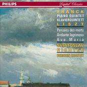 Franck/Liszt: Piano Quintet/Harmonies Poétiques Et Religieuses/Ave Maria Etc. Songs