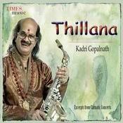 Thillana Song