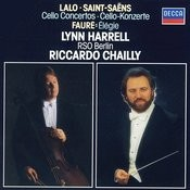 Lalo: Cello Concerto; Saint-Saëns: Cello Concerto No.2 Songs