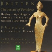 Britten: The Rescue of Penelope & Phaedra (Elatus -) Songs
