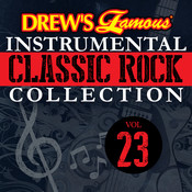 Drew's Famous Instrumental Classic Rock Collection (Vol. 23) Songs