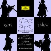 Mozart: Wind Concertos and Serenades Songs