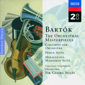 Bartok The Orchestral Masterpieces Songs
