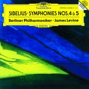 Sibelius Symphonies Nos 4 Songs
