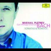 Bach C P E Sonatas Songs