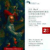 Bach J S The Brandenburg Concertos Songs