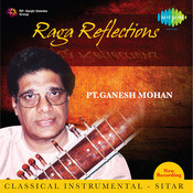Raga Reflections Pt Ganesh Mohan Songs