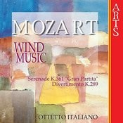 W.A. Mozart: Music for Wind Musics - Vol. 3 Songs