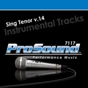 Sing Tenor v.14 Songs