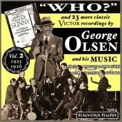 George Olsen And His Music: Volume 2, 1925-1926 Songs