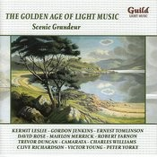 The Golden Age Of Light Music: Scenic Grandeur Songs