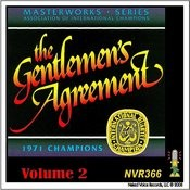 The Gentlemen's Agreement - Masterworks Series Volume 2 Songs