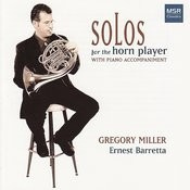 Solos for the Horn Player  - The Mason Jones Book Songs