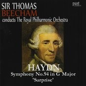 Haydn: Symphony No. 94 in G Major, 'Surprise' Songs