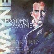 Hayden Wayne-5 Dances For Cello & Piano/Piano Quintet 1 (The Nuzerov) Songs
