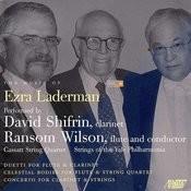 The Music Of Ezra Laderman, Vol. 8 Songs