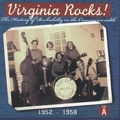 Virginia Rocks! The History Of Rockabilly In The Commonwealth: CD A Songs