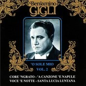 O Sole Mio Vol.2 Songs