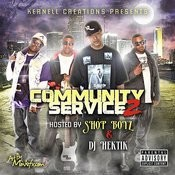 Community Service Volume 2 (Parental Advisory) Songs