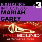 Hero (Karaoke Lead Vocal Demo)[In The Style Of Mariah Carey] Song