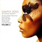 Simply Soul Volume 2 Songs