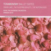 Tchaikovsky Ballet Suites: Swan Lake, The Sleeping Beauty, The Nutcracker Songs