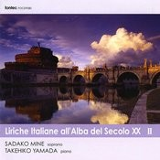 Liriche Italiane All'alba Del Secolo XX II Songs