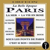 La Belle Epoque Paris Songs