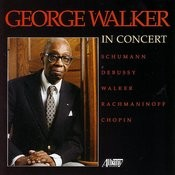 George Walker In Concert Songs