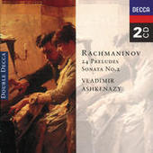 Rachmaninov: 24 Preludes; Piano Sonata No. 2 Songs