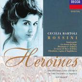 Rossini Heroines Songs
