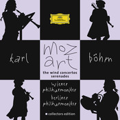 Mozart: Wind Concertos and Serenades (7 CD's) Songs