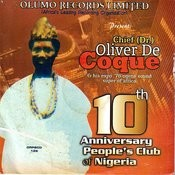 10th Anniversary People's Club Of Nigeria Songs