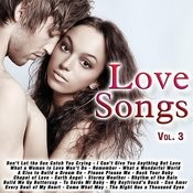 Love Songs Vol.3 Songs